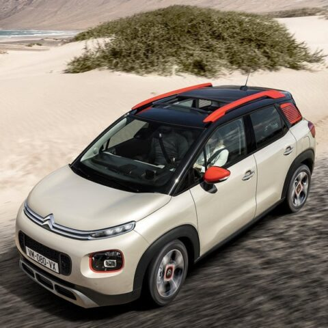 Scopri Citroën C3 Aircross da Campani Group
