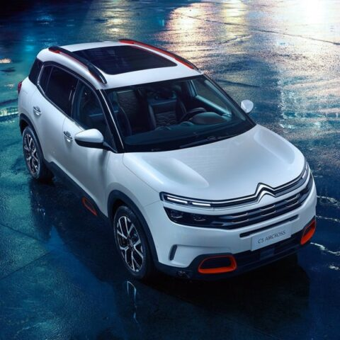 Scopri Citroën C5 Aircross da Campani Group